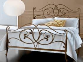 Кованая кровать Авиньон