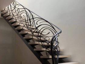 Интересная лестница