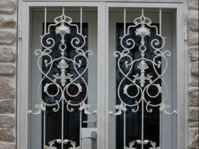 Барокко дверь