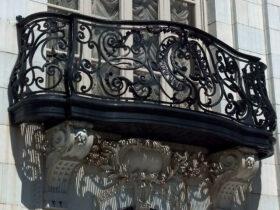 Очаровательный балкон
