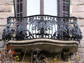 Прекрасный балкон