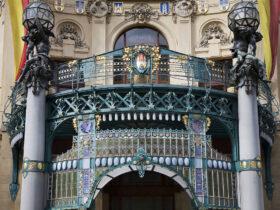 Балкон шикарный