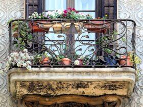 Балкон модерн
