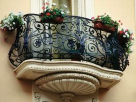 Балкон барокко