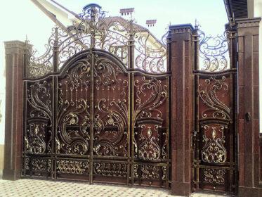 Прекрасные ворота