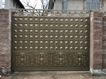 Классические ворота