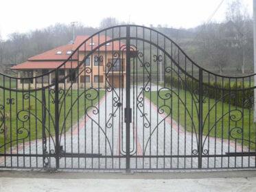 Легкие ворота